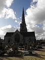 Bulat-Pestivien (22) Église Notre-Dame Chevet 03.JPG