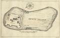 Bance Island Map