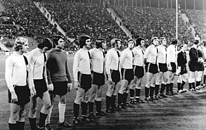 Dynamo Dresden - Dynamo face Bayern Munich in the 1973–74 European Cup