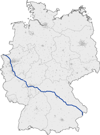 Bundesautobahn 3 map.png