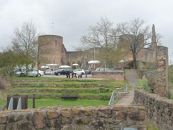 Burg Neuleiningen - Wikiwand