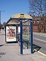 Bus Stop on Winter Street, Sheffield - geograph.org.uk - 1834328.jpg