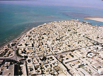 Bushehr - Persian Gulf Coast in Bushehr