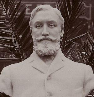 Marcel Renault - Bust of Marcel Renault.