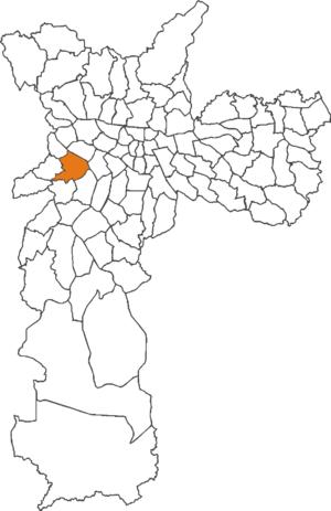 Butantã (district of São Paulo) - Image: Butantã