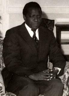 Burundian diplomat