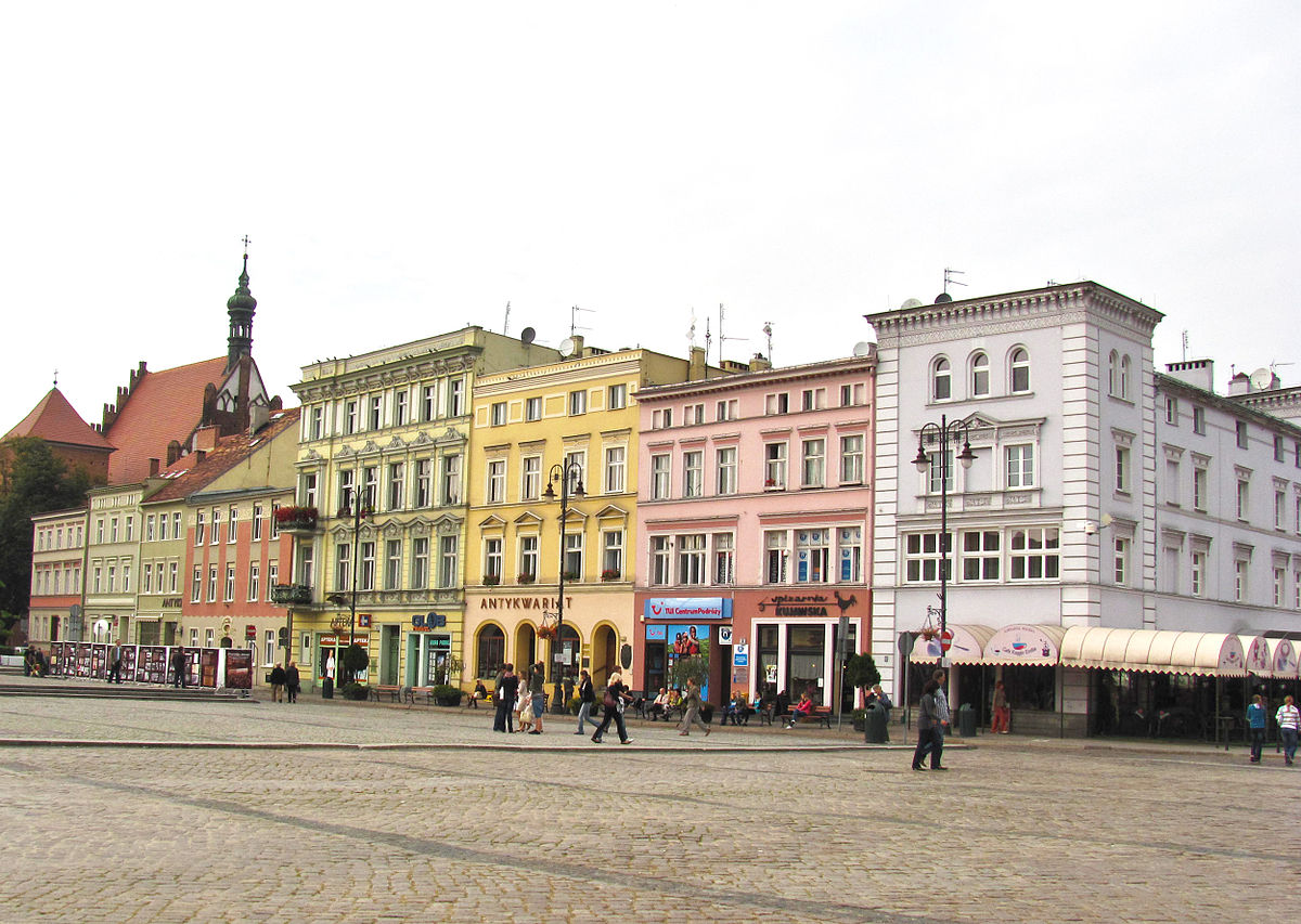Bydgoszcz Travel Guide At Wikivoyage