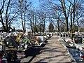 Bydgoszcz ulica Artyleryjska - Cmentarz Nowofarny - panoramio.jpg