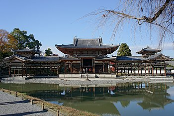 Phoenix Hall in Byōdō-in