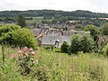 Cœuvres-et-Valsery (Aisne) vue du village.JPG