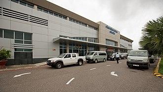 Con Dao Airport - Con Dao airport