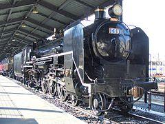C591号機関車