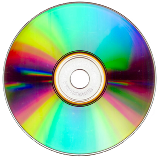 CD-ROM pre-pressed compact disc