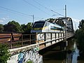 CD class 682 007-0 from Vienna to Prague crossing the first bridge over Thaya.jpg