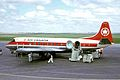 CF-THB V757 Viscount Air Canada YYC 01JUN67 (5641087361).jpg