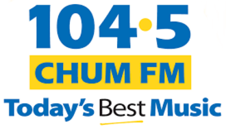 CHUM-FM - Image: CHUM FM Logo 2015 Present