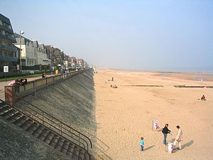 Cabourg - Image: Cabourg Plage