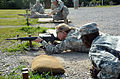 Cadets zero in on their targets, qualify on their rifles 140725-A-IO170-011.jpg