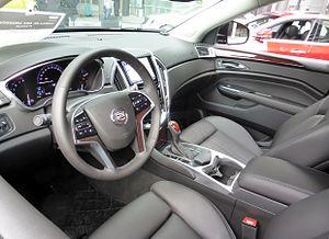 Cadillac SRX - Interior