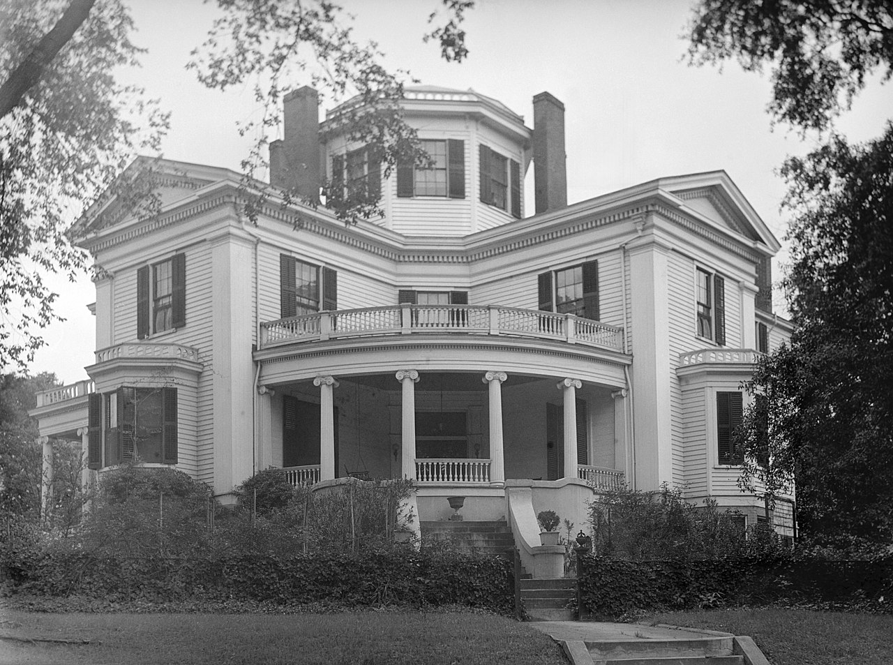 File Cadwalader Raines House Bibb County Georgia Jpg
