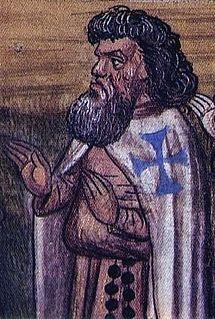 Hugues de Bouville chamberlain of Philip IV of France