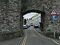 Caernarfon town walls at Church Street - geograph.org.uk - 1279261.jpg