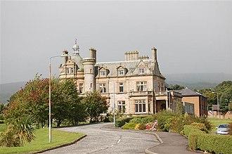 Alexander Ure, 1st Baron Strathclyde - Cairndhu House in Helensburgh