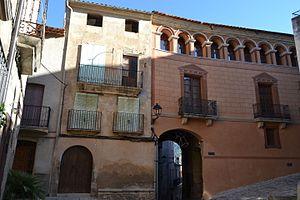 Una mansión de Torroja del siglo XIX