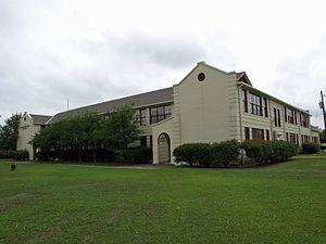 Caldwell School - The former Caldwell School building in 2012
