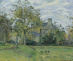 Piette's House at Montfoucault