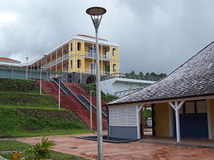 University of French Guiana - University of French Guiana.
