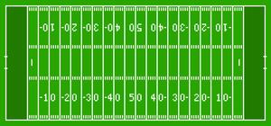 45190c5d29 Um campo de futebol americano.