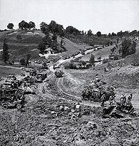 Canadian forces Liri Valley May 1944