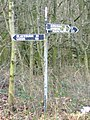 Canal Junction Signpost - geograph.org.uk - 1116265.jpg