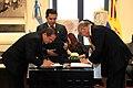 Cancilleres de Ecuador y Argentina firman convenio (8244396141).jpg