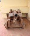 Canon in Gambia museum Banjul.jpg