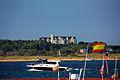 Cantabria. Santander. Boat. The Magdalena Palace. Spain (2905085215).jpg