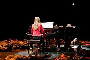 Canto Ostinato - Image: Canto Ostinato The Hague 2011