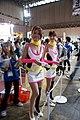 Capcom promotional models at Tokyo Game Show 20090927.jpg