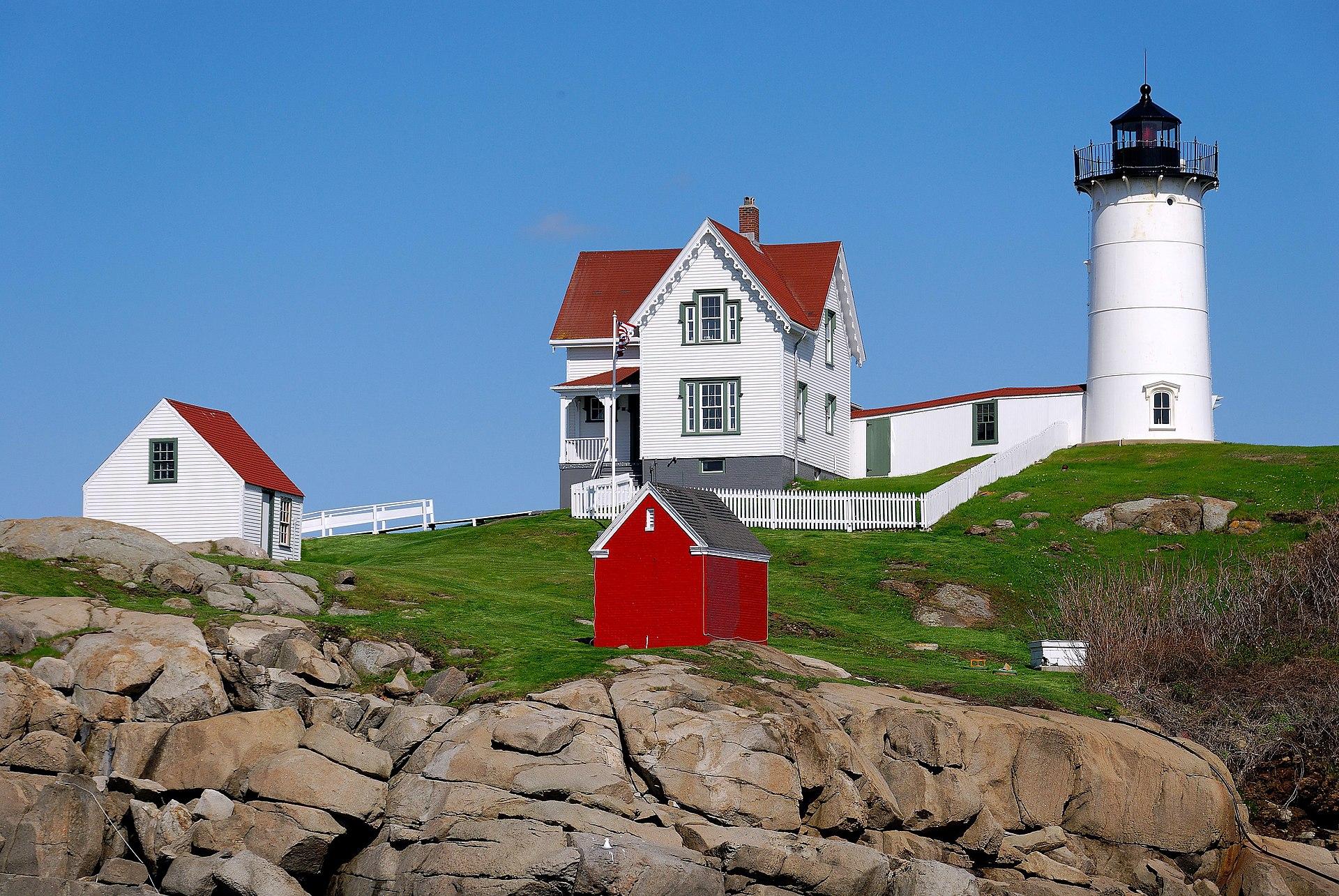 Cape Neddick Light Wikipedia
