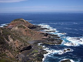 Cape Schanck (view from the lighthouse).JPG