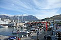 Cape Town, Waterfront and table Mountain - panoramio.jpg