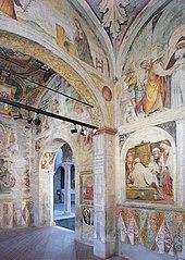 Chapel of the Virgin in San Salvatore