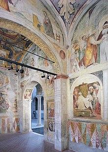 Cappella della vergine in san salvatore wikipedia for Mobilia san salvatore