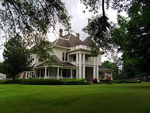 Capt. Charles C. Henderson House - Image: Captain Charles C. Henderson House 004