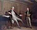 Captain John Bentinck (1737-1775) and his son, William Bentinck (1764-1813), by Mason Chamberlin.jpg