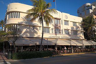 Benjamin N. Cardozo - Cardozo Hotel (Miami Beach)