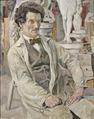 Carl Eldh, 1873-1954, artist (Carl Wilhelmson) - Nationalmuseum - 39147.tif