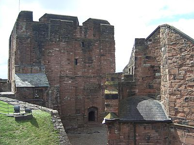 Despite years of neglect, Carlisle Castle remained formidable CarlisleCastle002.JPG