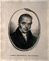 Carlo Francesco Bellingeri. Lithograph after Camilla Gandolf Wellcome V0000451.jpg